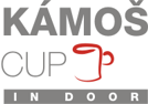 logo kamos cup in door 94