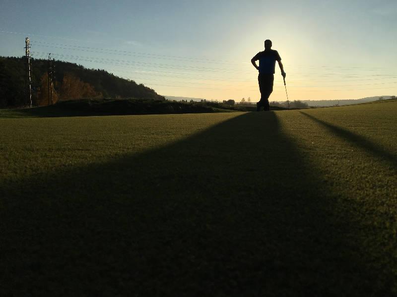 O  golfu vmojí hlavě – 2.díl rozhovoru sJaromírem Patočkou