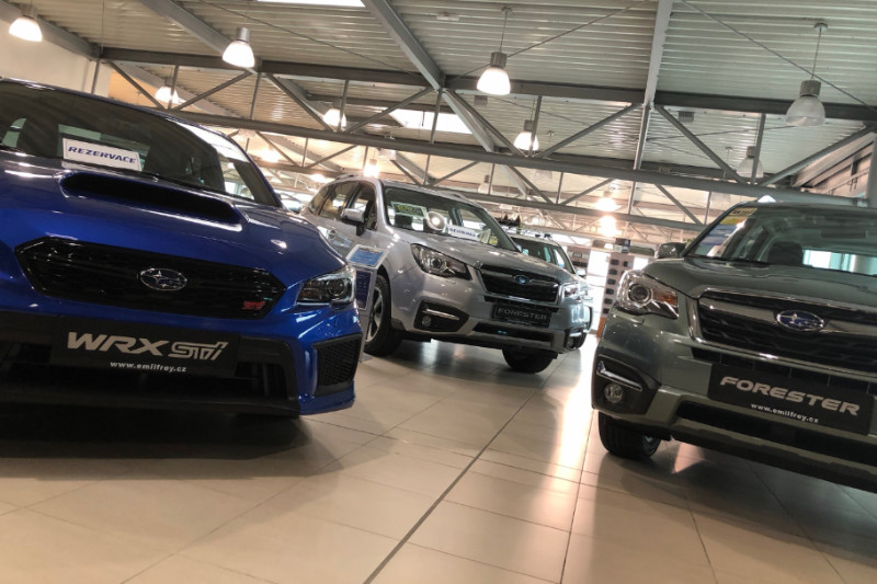 Subaru Emil Frey – dík spokojeného partnera