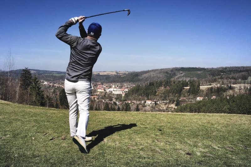 Checklist aneb co si nezapomenout na golf
